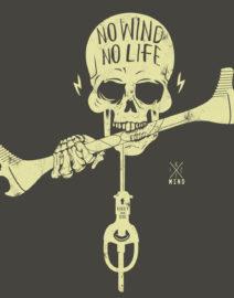 NO WIND NO LIFE !