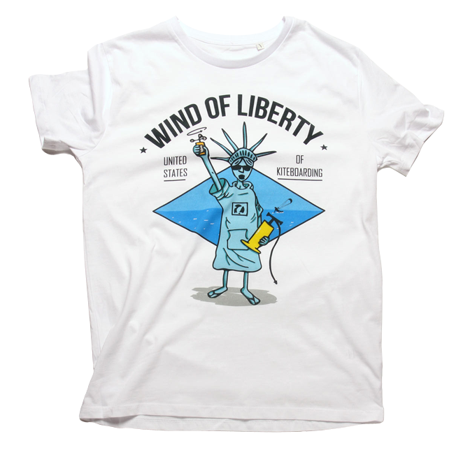 t-shirt wind of liberty