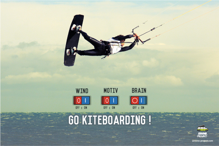 wind kitesurfing