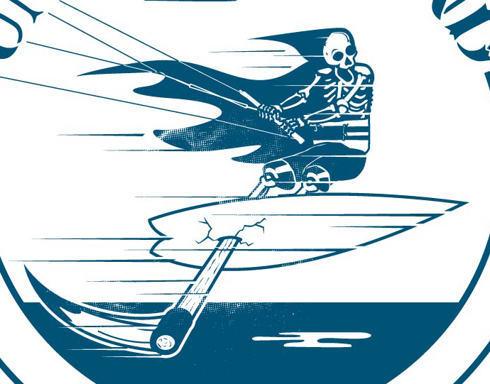 kiteboarding apparel design