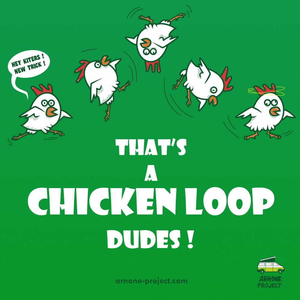 chicken-loop