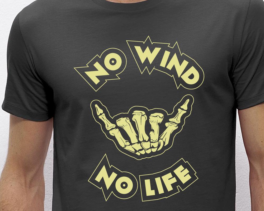 no wind no life