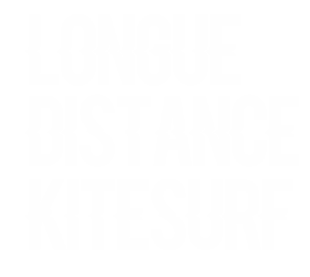 longue distance kitesurf