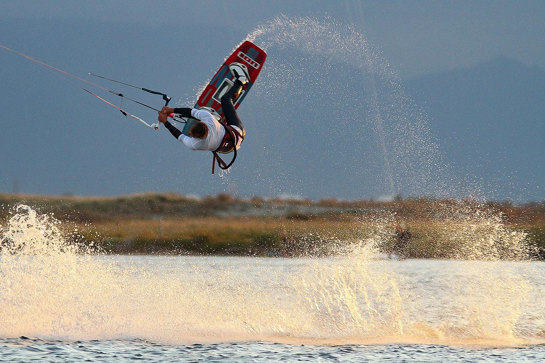 championnat de France kitesurf