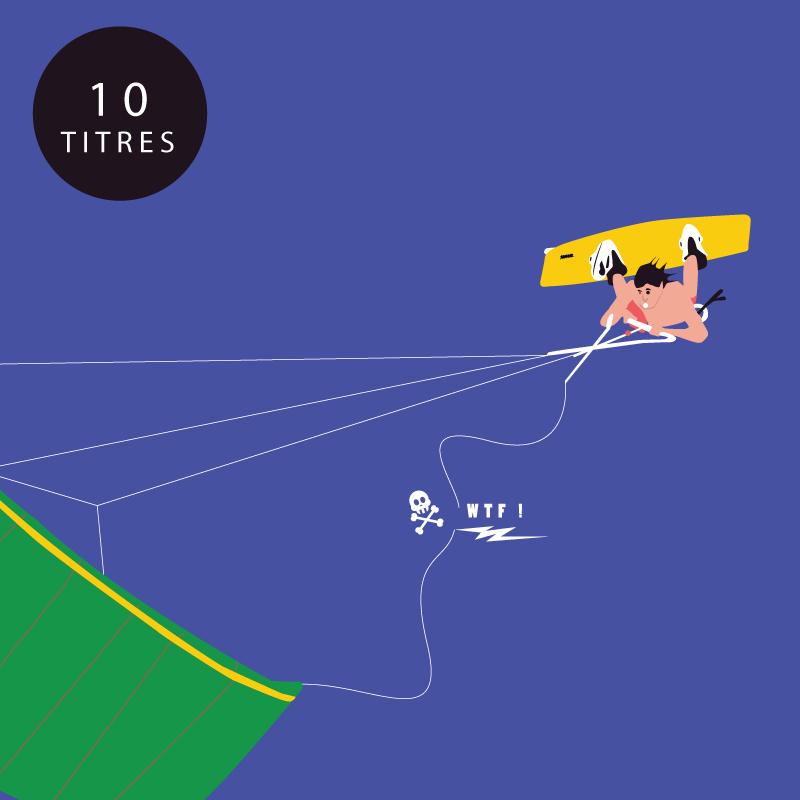 megaloop kite