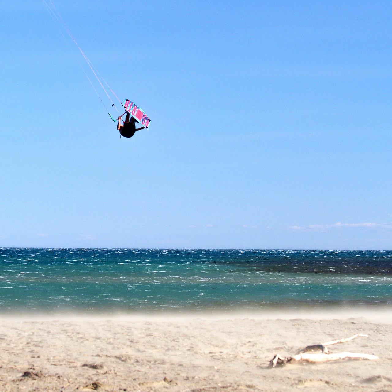 free-kiteboarding