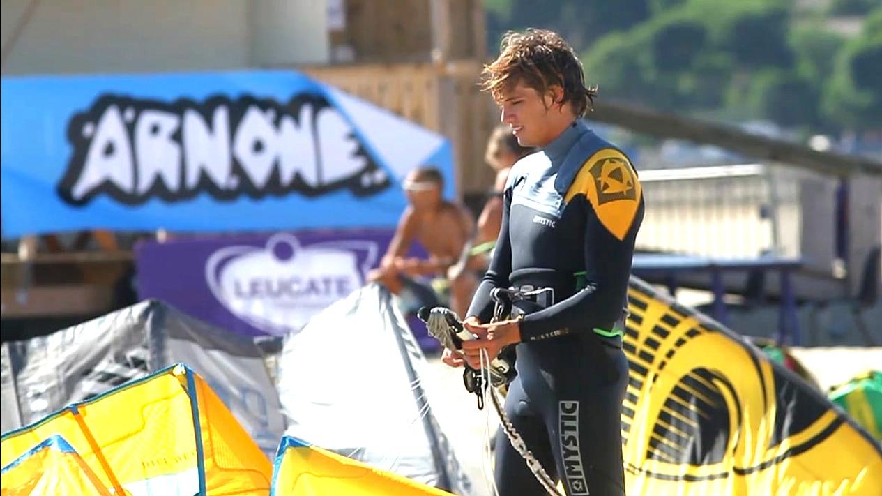 french league kitesurf freestyle