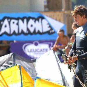 French kiteboarding league