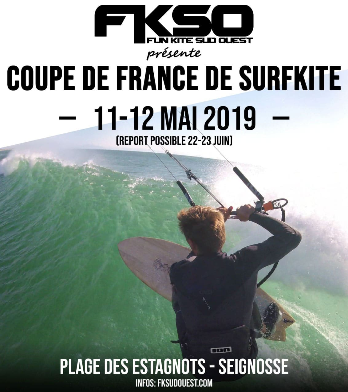 coupe de france de surfkite
