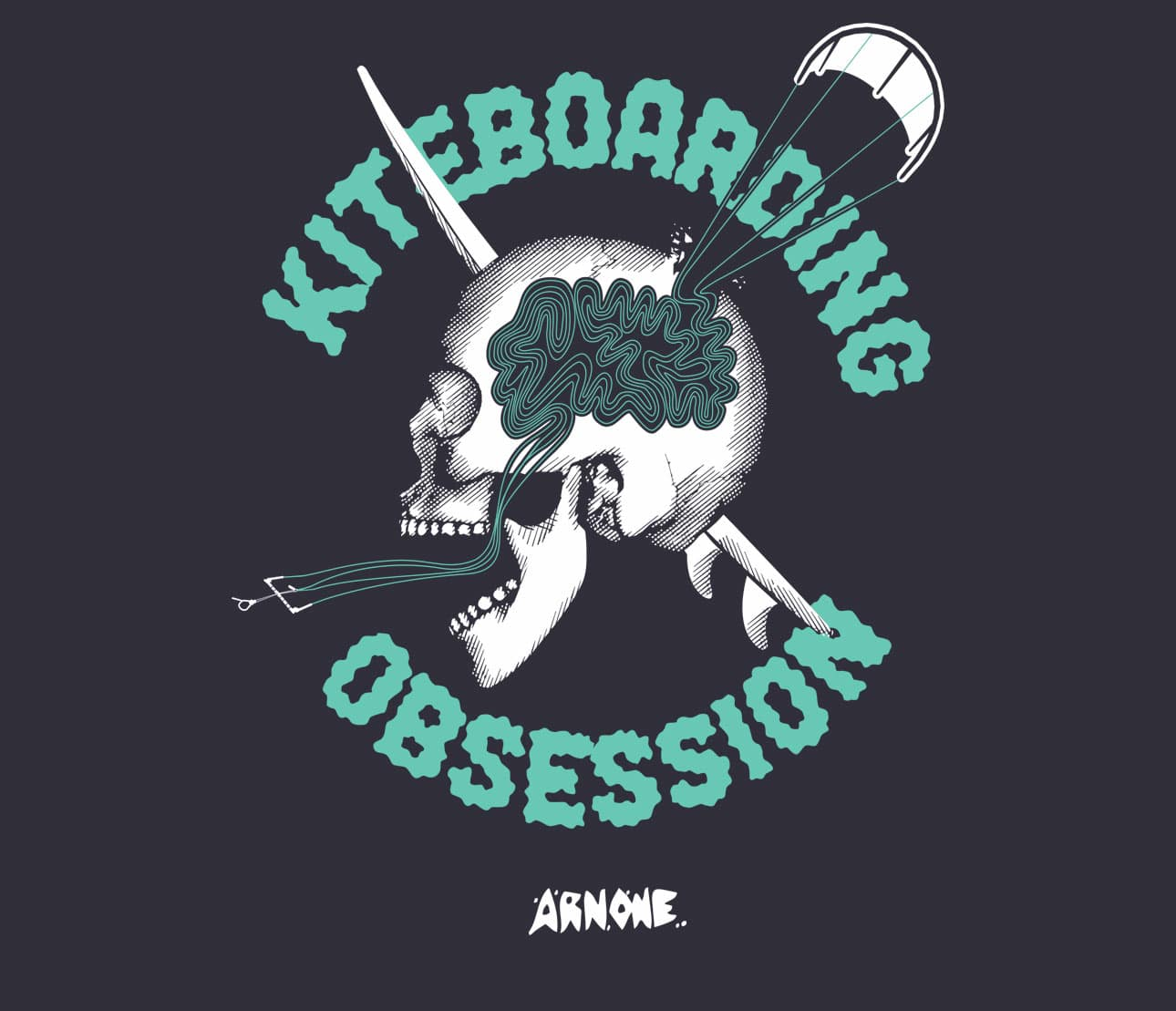 kiteboarding obsession Arnone