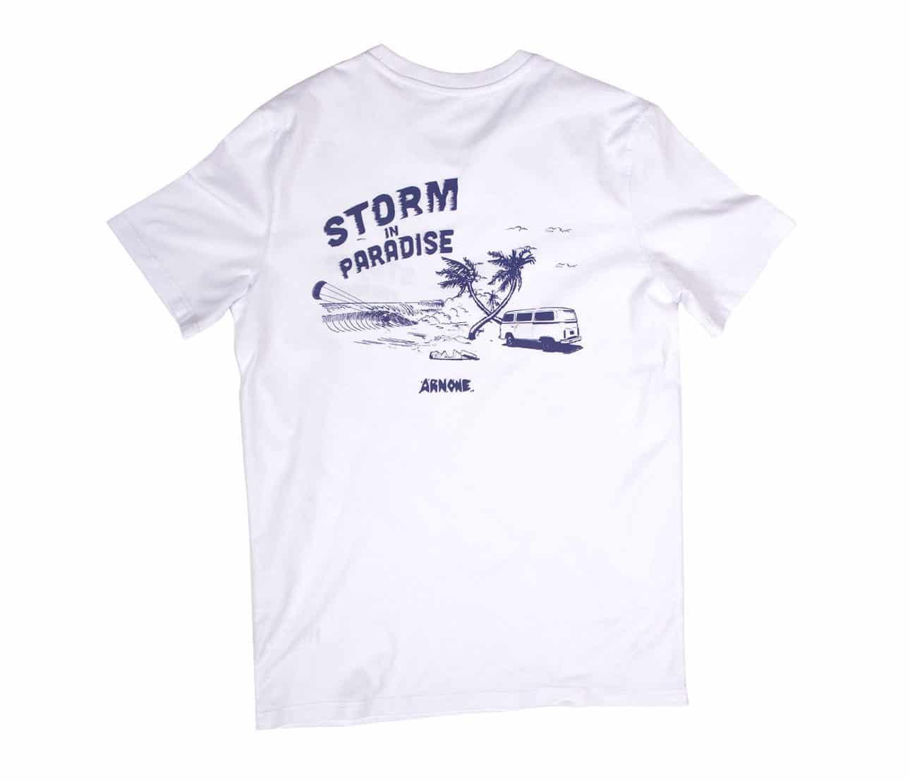 Storm in paradise kitesurf