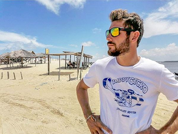 T-shirt kitesurfen sport t-shirt//ELITE sport v Couleurs top offre!!!