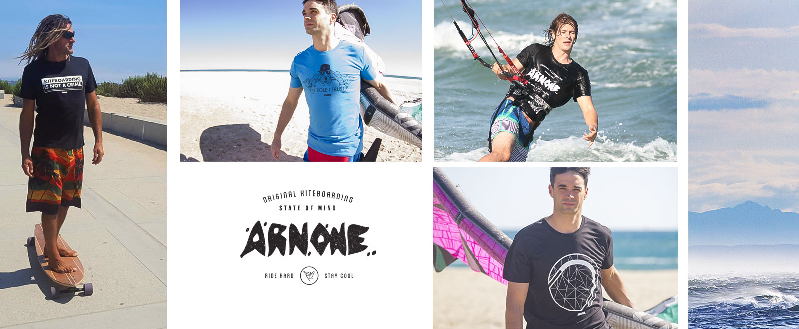 Arnone kiteboarding wear