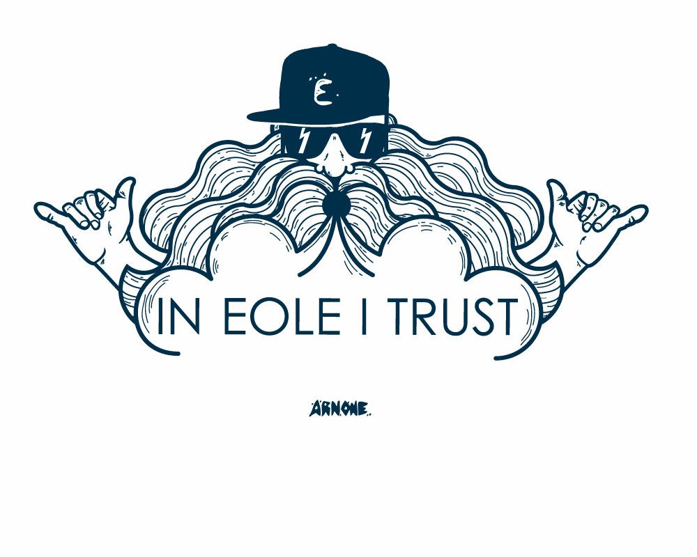 In Eole I Trust kitesurf