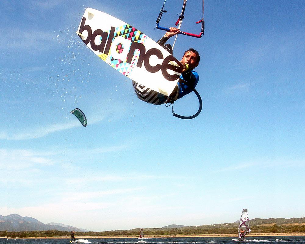 kitesurf Arnone