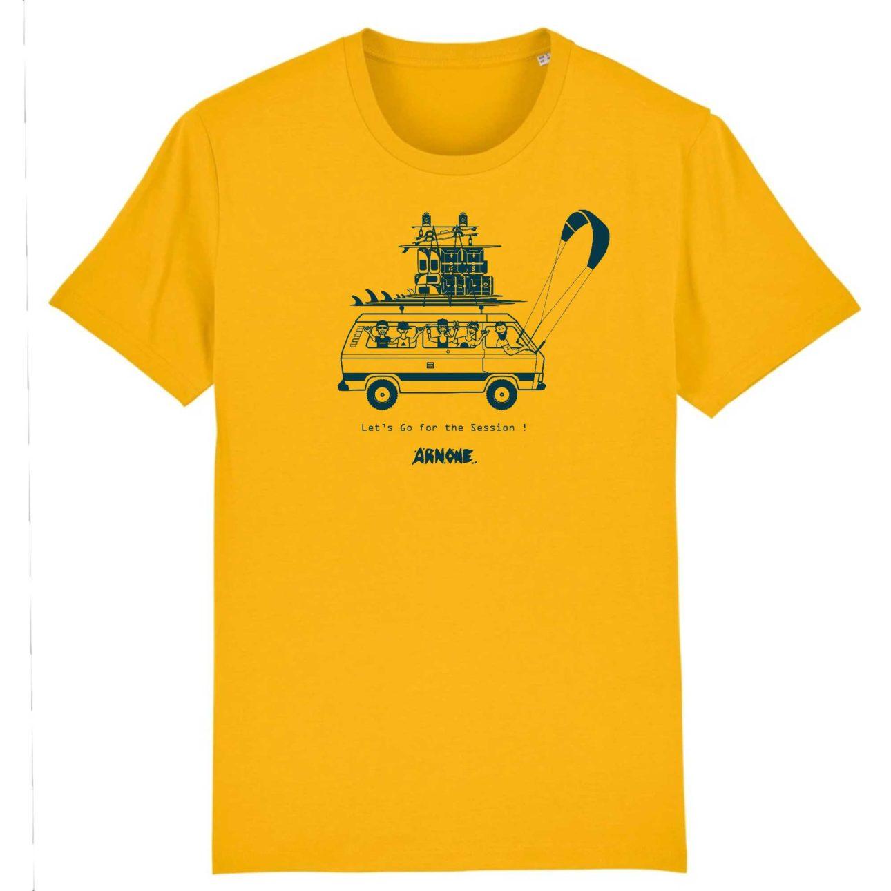 T-shirt Unisexe - Coton BIO - CREATOR