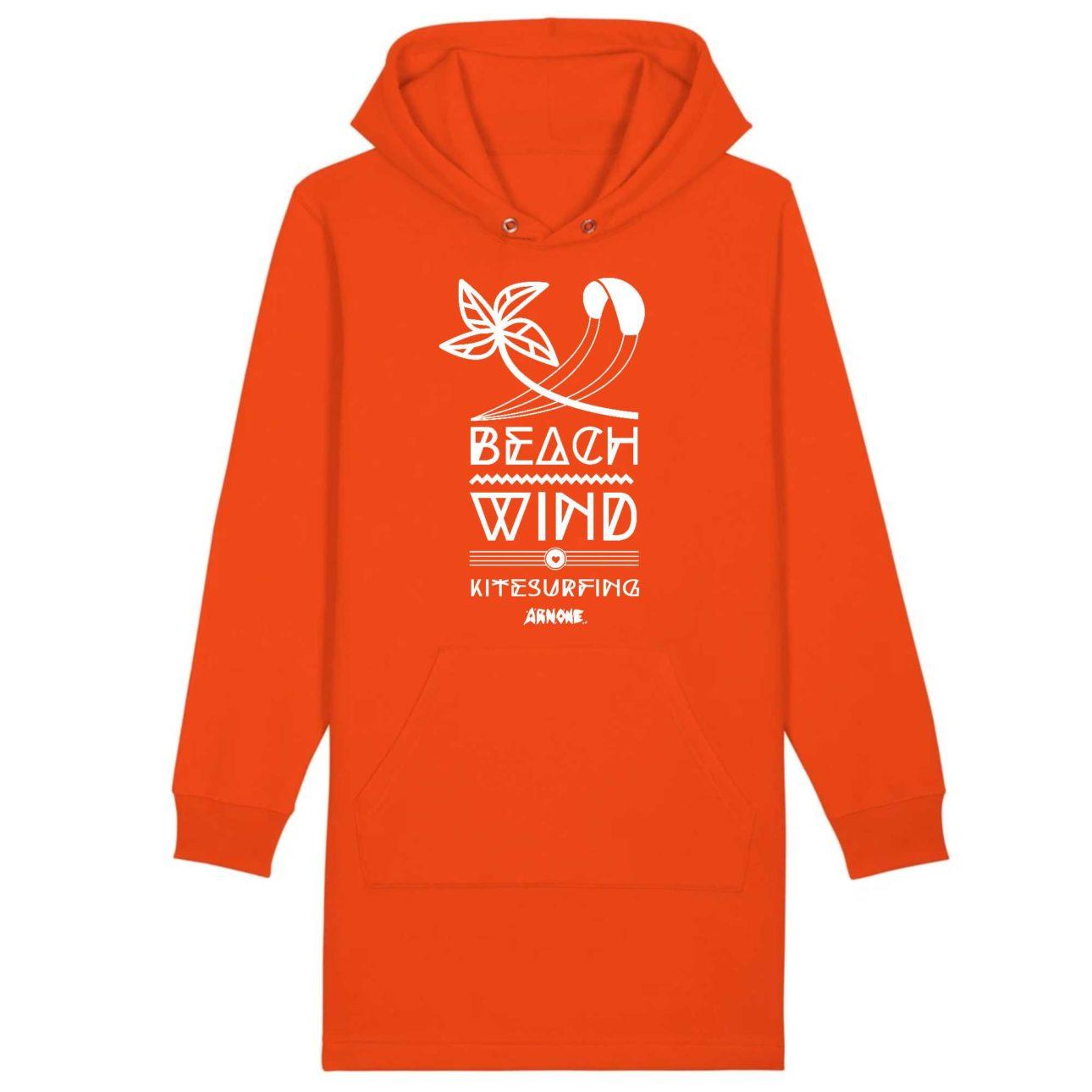Wind Beach Kitesurfing